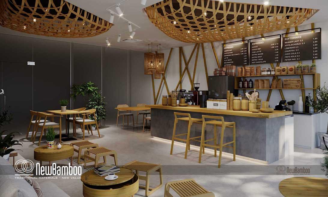 Dự án Coffee Bamboo